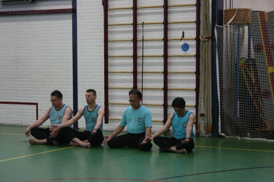 Nafas duduk - de zittende ademhaling